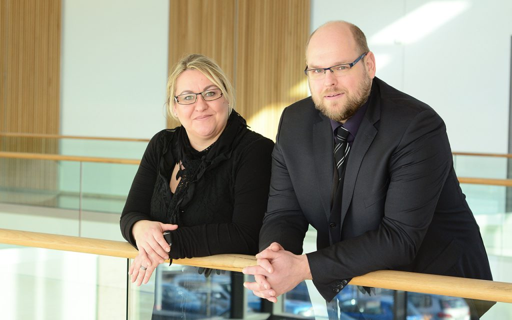 Meike & Stefan Marquardt