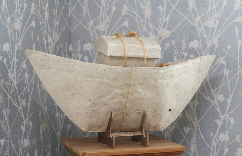 Urne Seebestattung Boot