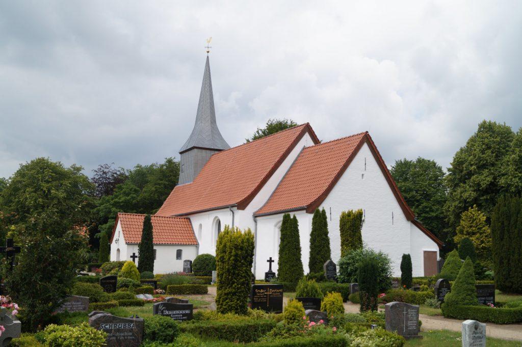 Kirche Großenwiehe