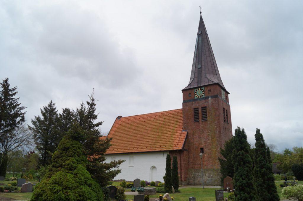 Kirche Jörl