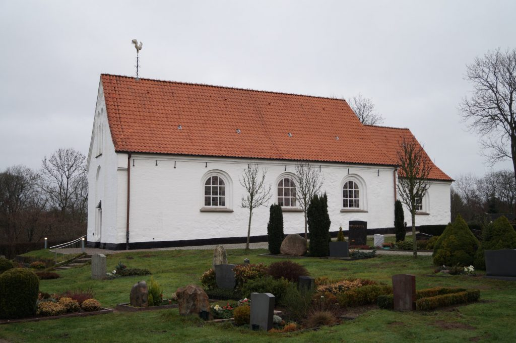 Kirche Wallsbüll